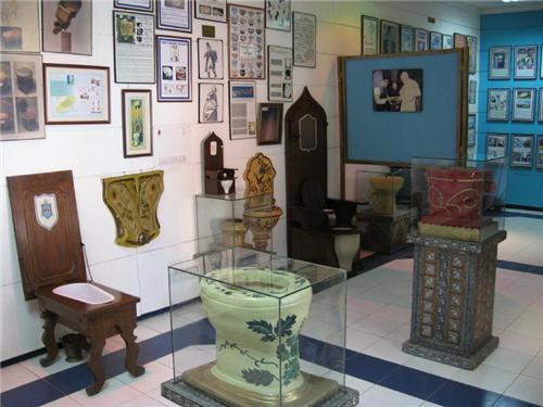 Sulabh International Museum of Toilets in Delhi