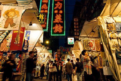 Fashion in Hong Kong