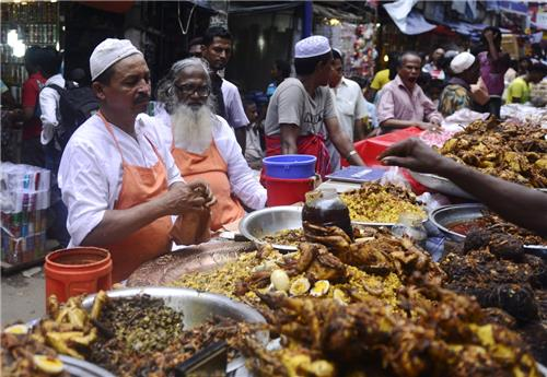 Iftar celebrations in India