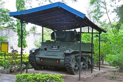 Military and War museums in India