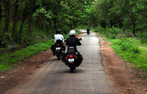 Road trips in India