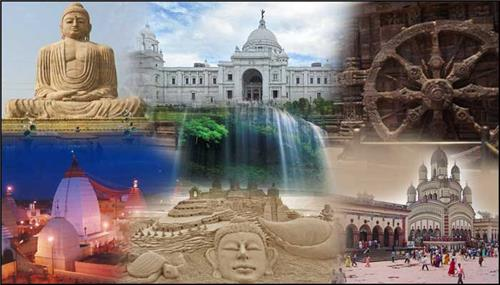 Tourist Destinations in East India