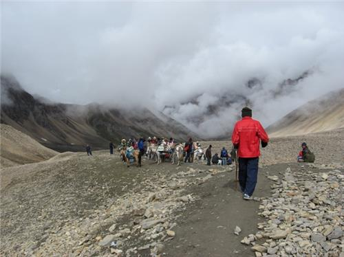 High Altitude Pass of India