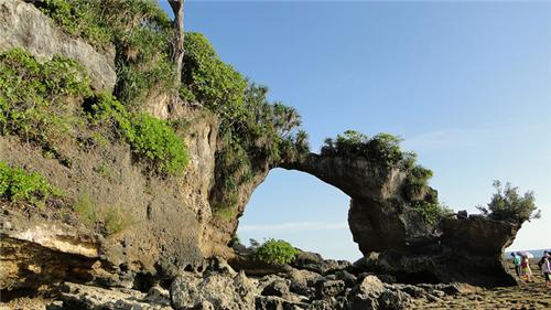 Neil Island in Andaman and Nicobar Islands