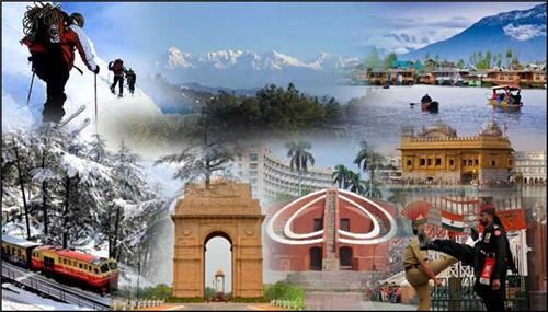 Tourist Destinations in North India