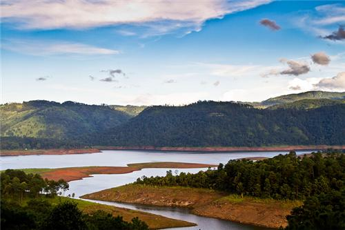 Hill stations in Meghalaya