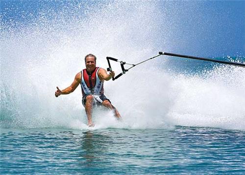 Water Skiing in India