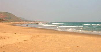 Vodaveru Beach in Andhra Pradesh