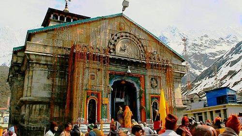 Temple in Kedarnath