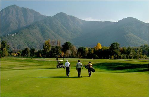 Golf Resorts in India