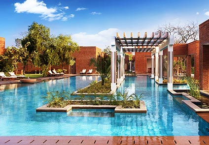 Sheraton Agra for corporate holidays