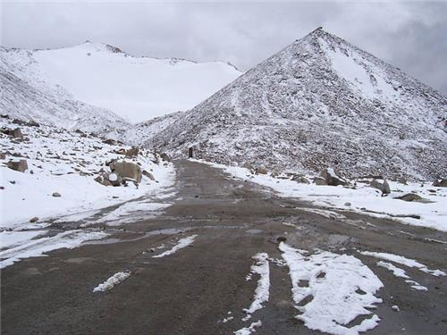 Changla pass
