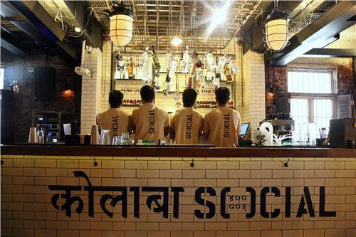 Colaba Social Best Tea Bars India