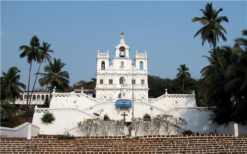 goa one of the indian cities that retain their colonial charm