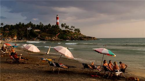 Kovalam as a cheap holiday destination india