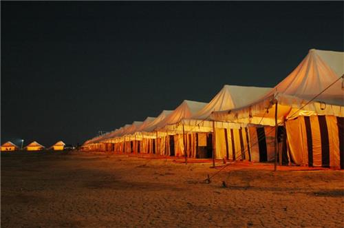 Rann of kutch for solitary holidays india