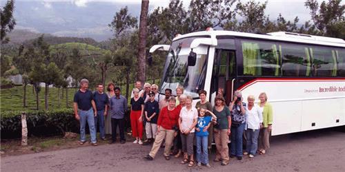 Bus Journeys in India