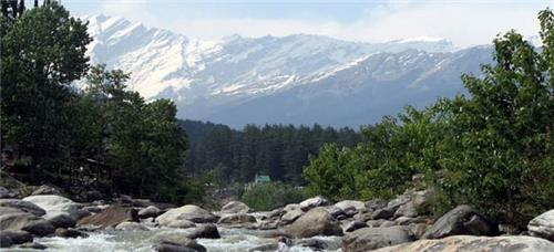 Manali for solitary and remote holidays in india