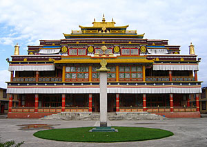 Monasteries of Sikkim for remote holidays