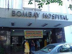 Bomabay Hospital