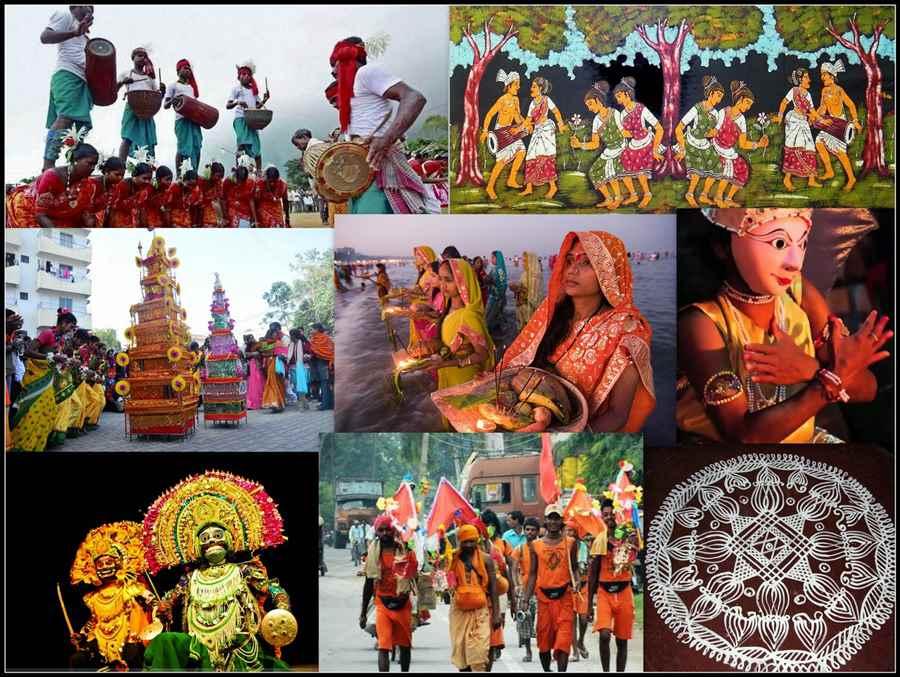 भारत का त्यौहार