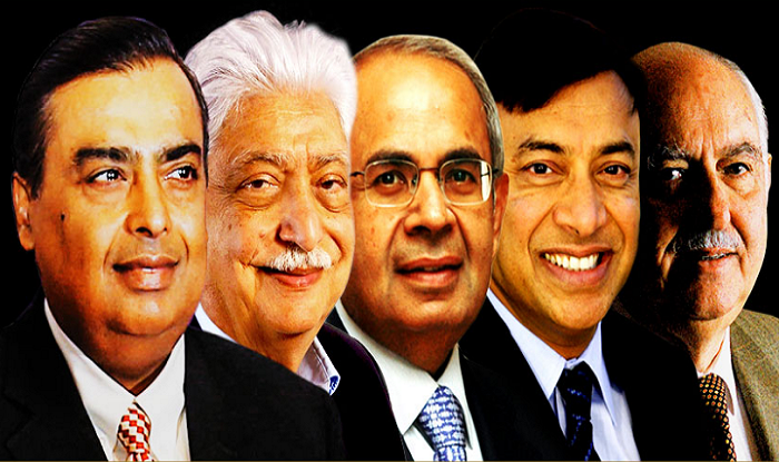 Famous Indian Entrepreneurs