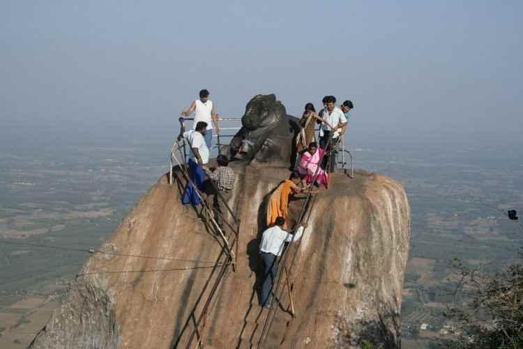 दक्षिण भारत में ट्रेकिंग के स्थल
