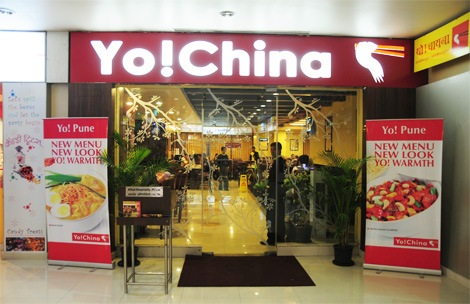 Yo! China Restaurant