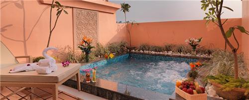 Four Star Hotels in Jaipur