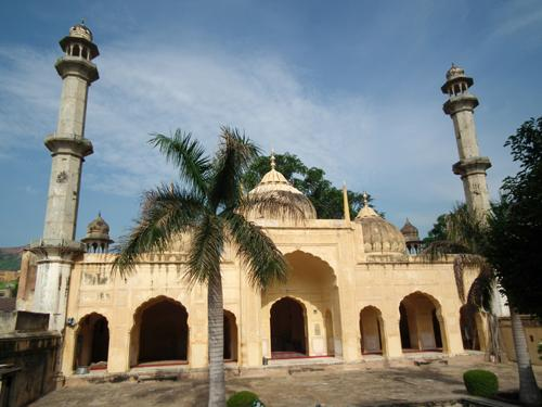 Mosques in Jaipur
