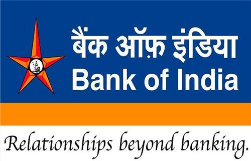 Bank of India Logo
