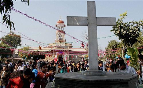 Churches in Jaipur