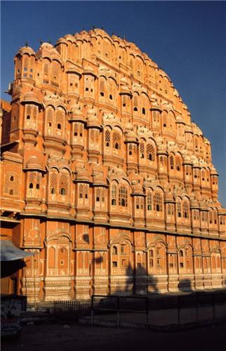 Famous palace in Jaipur