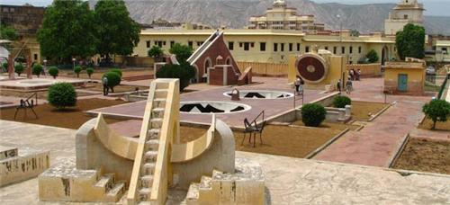 Historical Fort in Jaipur