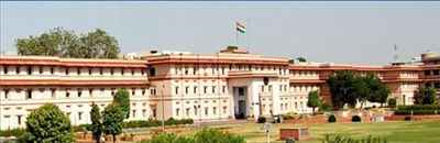 Administration in Jaipur