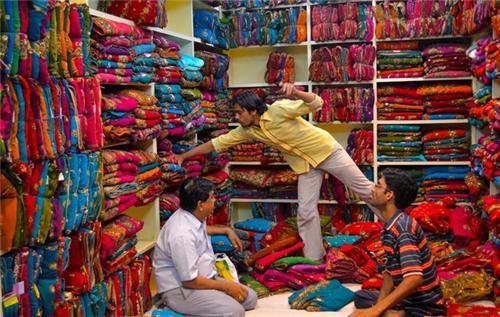 Markets in Jaipur