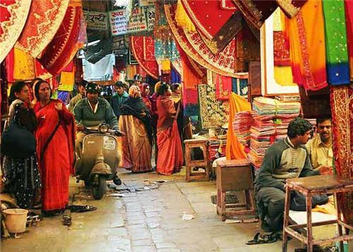 Markets of Jaipur