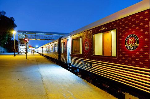Trains from Jaipur