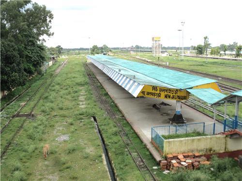 New Jalpaiguri Railway Station
