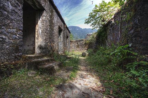 Fort in Jalpaiguri