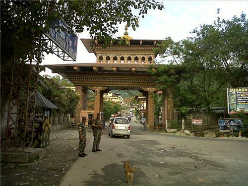Bhutan Gate Jaigaon
