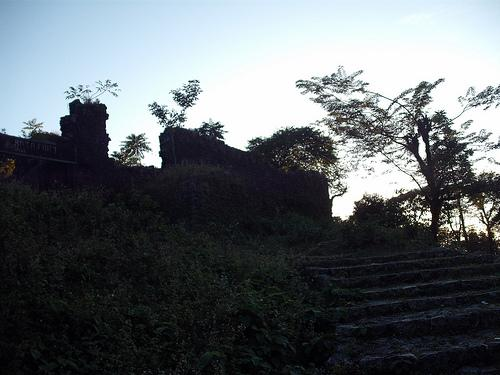 Buxa Fort in Jalpaiguri