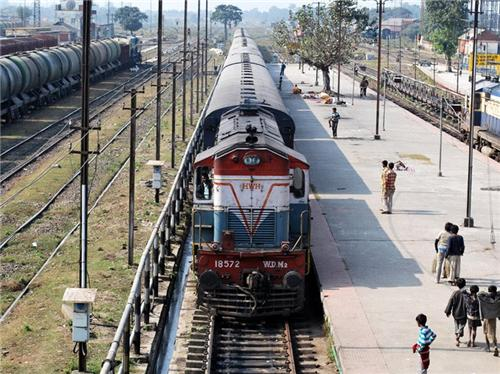Jalpaiguri Railway Station