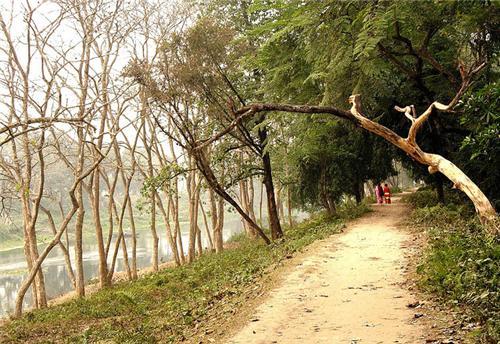 Karala River Side