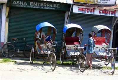 Transport in Jalpaiguri
