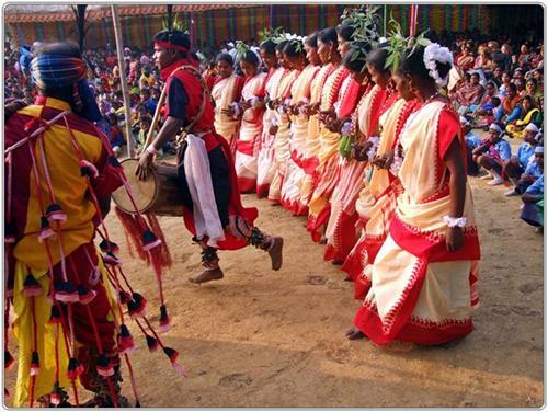 Tribal Dance of Jalpaiguri
