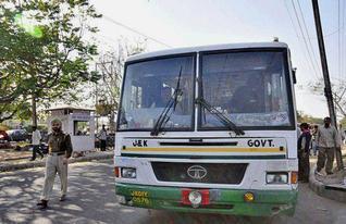 Bus Services in Jammu