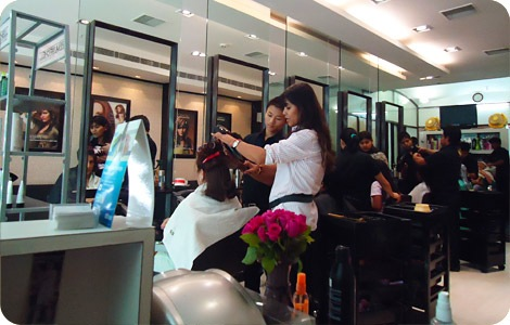 Beauty Parlour in Jammu