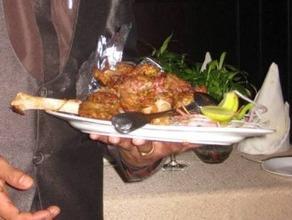Cuisines served at Falak