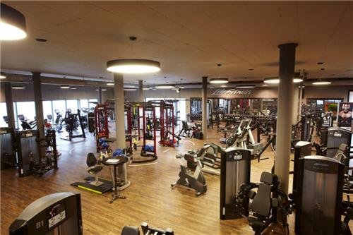 Gyms in Jammu